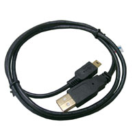 USB cable for outside battery