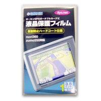 Liquid crystalline protection film