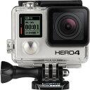GoPro ウェアラブルカメラ HERO4 ブラックエディション アドベンチャー CHDHX-401 GoPro HERO4 Black CHDHX-401 USA直輸入 日本語対応