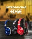 ナカミチ EDGE ELSA ワイヤレス ヘッドホン ブルー Nakamichi USA EDGE AI-Enhanced Wireless Headphones