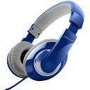 【エントリーで5倍:30日23:59まで】ヘッドフォン Nakamichi USA 米国ナカミチ NK780M 最高品質 オーバーイヤー ヘッドホン ブルー