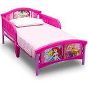 5%オフクーポン発行中 ベビーベッド Disney ディズニー プリンセス Delta Children's 組み立て式 子供用ベッド おうち時間 ステイホーム