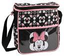 ショッピングオムツ マザーズバッグ おむつ 哺乳瓶バッグ Disney ディズニー ミニーマウス マザーズ トートバッグ ピンク [Disney Minnie Mouse Diaper Tote, Pink/Black] おうち時間 ステイホーム