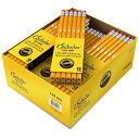 iScholar 輸入鉛筆 ペンシル144本 Yellow Boxx 輸入文具 消しゴム付き