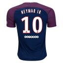 パリ サンジェルマン ネイマールJR 2017/18 ホーム ユニフォームNike Neymar Paris Saint-Germain Home Jersey 17/18 (正規品:オフィシャル商品です) おうち時間 ステイホーム