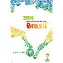 2014 FIFA ワールドカップブラジル オフィシャルライセンス ポスター インテリア (ポルトガル語) Official Poster (Portuguese)【正規オフィシャルグッズ】