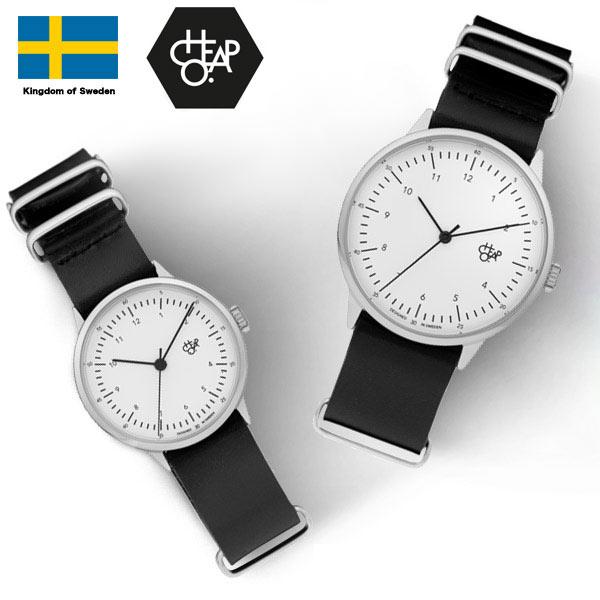 CHEAPO ペアウォッチ CHPO シーエイチピーオー レディース メンズ 腕時計 北欧 おしゃれ デザインウォッチ プレゼント ギフト ラッピング無料 送料無料 あす楽