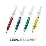 メール便可 4本セット 注射器ボールペン 女性 プレゼント かわいい 書きやすい 文具 ランキング おすすめ 安い /あす楽
