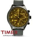 タイメックス TIMEX メンズ 腕時計 インテリジェントクオーツ フライバッククロノグラフ men's watch 正規品 ミリタリーウォッチ T2P511