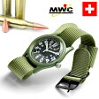 ドイツ製 ブランド MWC 腕時計 アメリカ軍 MWC時計 ミリタリーウォッチカンパニー 時計 メンズ ミリタリー スタイル NATOベルト メンズ腕時計 ミリタリーウォッチ MIYOTA あす楽