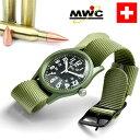 楽天腕時計&雑貨 イデアルドイツ製 ミリタリーウォッチカンパニー MWC メンズ 腕時計 アメリカ軍 時計 ミリタリースタイル NATOベルト ブランド MIYOTA あす楽