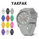 メンズ 腕時計 YAKPAK ヤックパック メンズウォッチ ニューヨークブランド カジュアル 防水 アナログウォッチ