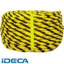 【あす楽対応】◆JS79258 ロープ 標識ロープ巻物 12φ×100m (12M / MX100M)