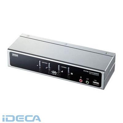 EU20248 USB・PS/2コンソール両対応パソコン自動切替器(4:1) EU20248 USB・PS/2コンソール両対応パソコン自動切替器(4:1)【送料無料】