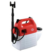 【人気商品】【送料無料】セフティ3・ハイパワー電池式噴霧器 5L
