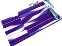 【IDN】 CANOA 矢羽根模様男物浴衣(Lサイズ)(紫)【新品】【着】