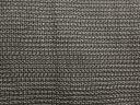 Haori - 【IDN】 横段織り出し本場村山泥大島紬男物羽織【アンティーク】【中古】【着】