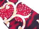 【ポイント5倍】【30%OFF】【IDN】 花唐草模様織出し名古屋帯【大正ロマン】【中古】【着】