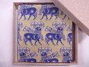 【IDN】 龍村美術織物製 アンティノエの羊出帛紗【q新品】【道】