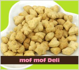 モフモフデリ クッキー ナチュラル ドッグフード