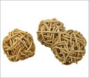 Natural a natural rattan ball [pet goods cat cat cat toy toy for pets for cats]