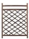 グローベン A17FE421 木枠黒竹枝折戸 W700 H1000 (肘坪・あおり止付)