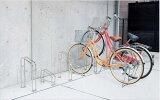 四国化成 サイクルラックS4型 CLRKS4-L ステンレス ロータイプ 自転車スタンド 自転車用自立スタンド