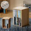 キューブボックス 収納ボックス シェルフ 1個 あられ組み アラレ組み 収納 本棚 木箱 マガジンラック 文庫 文芸 CD DVD ルーター osb