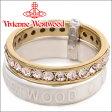 ヴィヴィアンウエストウッド リング 指輪 Vivienne Westwood ヴィヴィアン スカイリング ホワイト 【02P03Dec16】