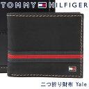 トミーヒルフィガー 二つ折り財布 TOMMY HILFIGE...