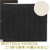 【今使えるクーポン配布中】 ボッテガヴェネタ 二つ折り財布 ボッテガ 財布 BOTTEGA VENETA メンズ ブラック×ミスト 113993-VBD51-1185 【02P26Mar16】
