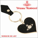 ヴィヴィアンウエストウッド Vivienne Westwood キーホルダー キーリング ブラック 32984 BLACK 【02P03Dec16】