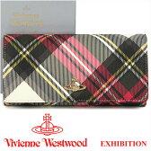 【今使えるクーポン配布中】 ヴィヴィアンウエストウッド 財布 ヴィヴィアン Vivienne Westwood 長財布 1032V EXHIBITION 16SS 【02P26Mar16】