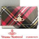 ヴィヴィアンウエストウッド キーケース Vivienne Westwood ヴィヴィアン 6連キーケース 51020001 DERBY EXHIBITION 18SS 【あす楽】【送料無料】【クリスマス プレゼント】