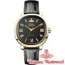 ヴィヴィアンウエストウッド 時計 Vivienne Westwood 腕時計 ヴィヴィアン ウエストウッド レディース 女性用 VV214GDBK 【あす楽】【送料無料】