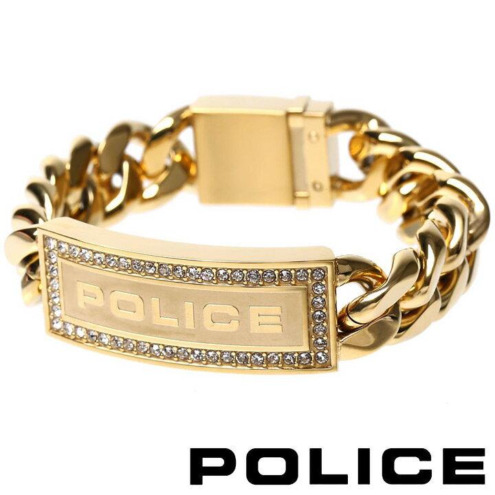 ポリス ブレスレット メンズ POLICE LO...の商品画像