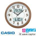 【電波時計 掛け時計 温度 湿度 点灯】 カシオ CASIO ITM-900FLJ-5JF カレンダー 【お取り寄せ】【送料無料】【02P26Mar16】 【R...