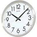 KH409S 【37%OFF】 セイコークロック【お取り寄せ】 オフィスタイプ 掛け時計 【02P26Mar16】 【RCP】