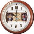 【からくり時計 掛け時計 電波時計 クロック メロディ】 RE559H セイコー SEIKO 【37%OFF】【お取り寄せ】 【02P26Mar16】 【RCP】