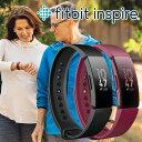 スマートウォッチ フィットビット Fitbit Inspire FB412 活動量計 腕時計 男女兼用 ウエア