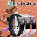 スマートウォッチ フィットビット Fitbit Inspire HR FB413 活動量計 腕時計 男女兼用 ウエ