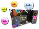 ROCKON ロックオンゴルフボール 1ダースレディース メンズ カラーボール 【2ダース以上で送料無料】初心者 飛ぶ 飛距離