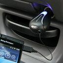 【送料無料】車内でスマホを充電!ワンタッチ収納リール付Reel ChargerMicro USB対応DC携帯充電器1mリールタイプDR-SP01【宅急便のみ】【20P03Dec16】