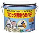 日本ペイント(ニッペホーム)水性ブロック目地埋めパテ 4kg