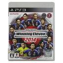 PS3 ワールドサッカー ウイニングイレブン2014 ソフト プレステ3 プレイステーション3 PlayStation3 SONY 中古 4988602165913 送料無料