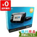 Wii U ウィーユー プレミアムセット 本体 kuro 黒...