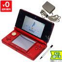 3DS ニンテンドー3DS フレアレッド(CTR-S-RAA