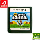 DS ソフトのみ Newスーパーマリオブラザーズ SuperMarioBros. 箱取説なし ニンテンドー 任天堂 Nintendo 【中古】