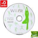 Wii Fit ソフトのみ 箱取説なし ウィーフィット ニンテンドー Nintendo 任天堂【中古】