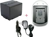 充電器セット 日立(HITACHI) DZ-BP14S / DZ-BP14SJ / パナソニック VW-VBD140 / BP14S 互換バッテリー + 充電器(AC) 【あす楽対応】【送料無料】 02P01Oct16